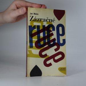 náhled knihy - Zázračné ruce