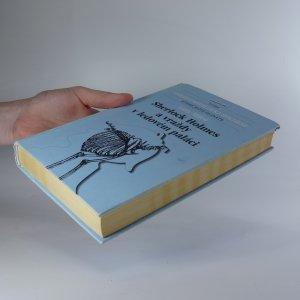 antikvární kniha Sherlock Holmes a vraždy v ledovém paláci, 2000