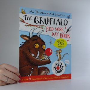 náhled knihy - The Gruffalo Red Nose Day Book