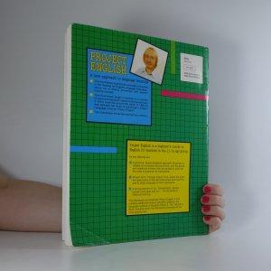 antikvární kniha Project English 2/ Project English 2 Workbook, 1991