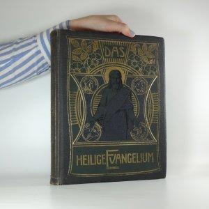 náhled knihy - Das Heilige Evangelium unseres herrn Jesus Christus