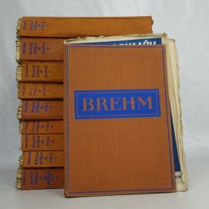 náhled knihy - Velký Brehmův život zvířat (nekompletní)