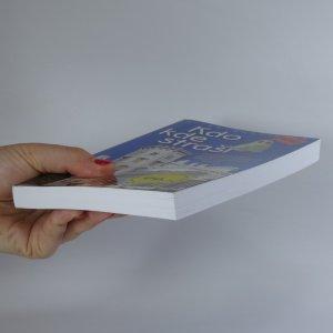 antikvární kniha Kdo kde straší, 2012