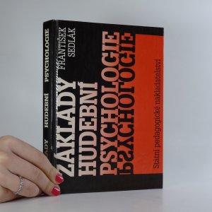 náhled knihy - Základy hudební psychologie