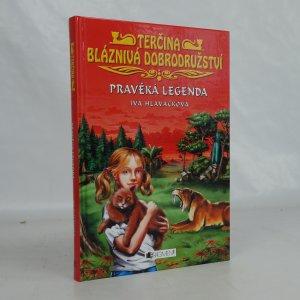náhled knihy - Pravěká legenda