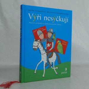 náhled knihy - Výři nesýčkují: veselé příběhy s vyjmenovanými slovy