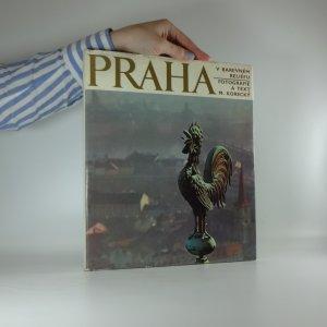náhled knihy - Praha v barevném reliéfu (fotopublikace)