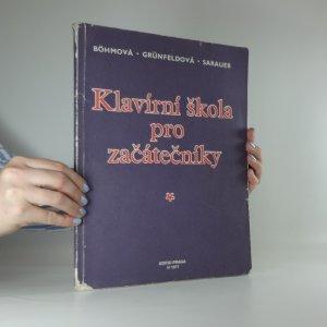 náhled knihy - Klavírní škola pro začátečníky