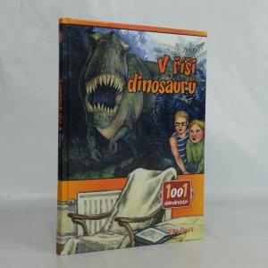 náhled knihy - V říši dinosaurů