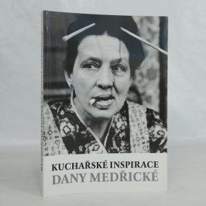 náhled knihy - Kuchařské inspirace Dany Medřické