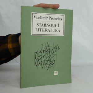 náhled knihy - Stárnoucí literatura