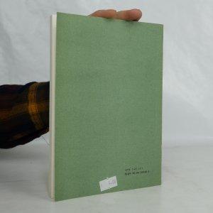 antikvární kniha Stárnoucí literatura, 1991
