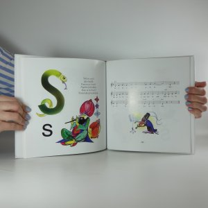 antikvární kniha Abeceda pro mrňousky, 2008