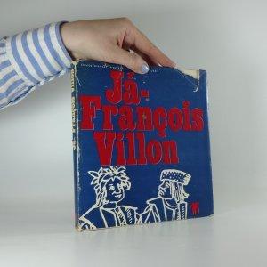 náhled knihy - Já - François Villon