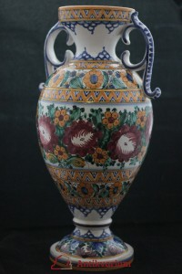 náhled knihy - Velká malovaná váza, Tupesy, 1939