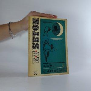 náhled knihy - Stopy v divočině