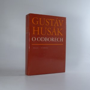 náhled knihy - O odborech. vybrané projevy a stati 1944-1981