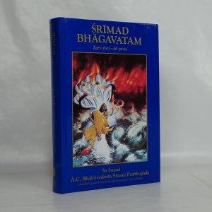 náhled knihy - Śrīmad Bhāgavatam. Zpěv 3.  Status quo