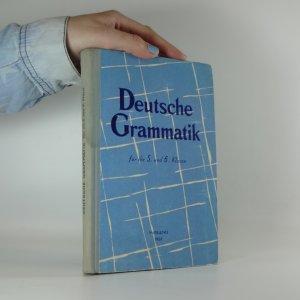 náhled knihy - Deutsche Grammatik (für die 5. und 6. Klasse)