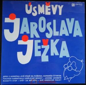 náhled knihy - Úsměvy Jaroslava Ježka