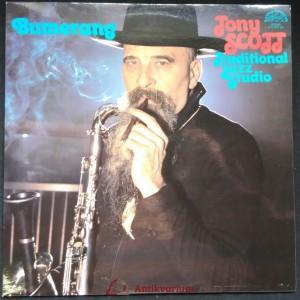 náhled knihy - Tony Scott & Traditional Jazz Studio: Bumerang