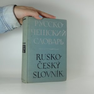 náhled knihy - Rusko-český slovník
