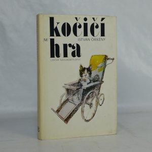 náhled knihy - Kočičí hra