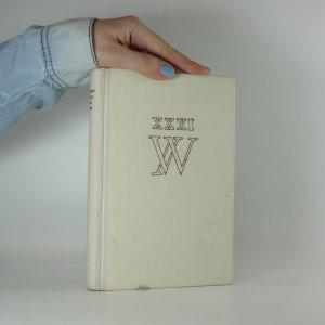 náhled knihy - Pražský chodec (Dílo XXXI)