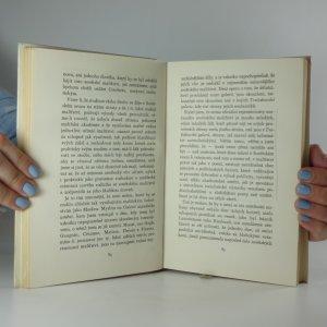 antikvární kniha Pražský chodec (Dílo XXXI), 1958