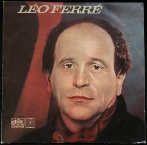 náhled knihy - Léo Ferré