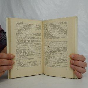 antikvární kniha Uťatá ruka, 1973