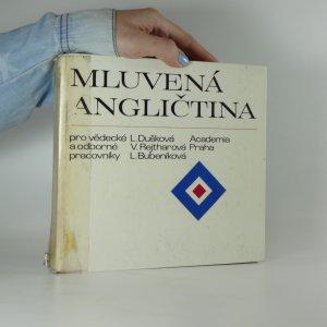 náhled knihy - Mluvená angličtina pro vědecké a odborné pracovníky
