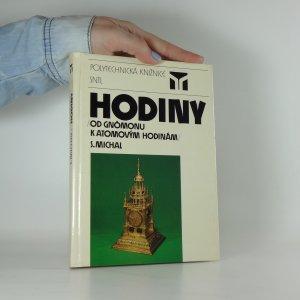 náhled knihy - Hodiny (od gnómonu k atomovým hodinám)