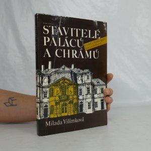 náhled knihy - Stavitelé paláců a chrámů