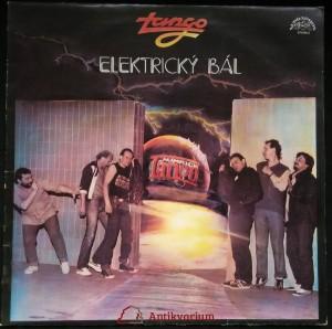 náhled knihy - Tango: Elektrický bál