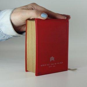 antikvární kniha Rusko-český, česko-ruský kapesní slovník, 1960