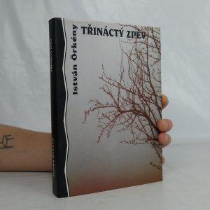 náhled knihy - Třináctý zpěv