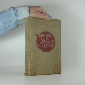 náhled knihy - Knaurs Welt-Atlas