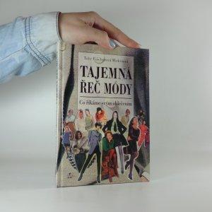náhled knihy - Tajemná řeč módy. Co říkáme svým oblečením