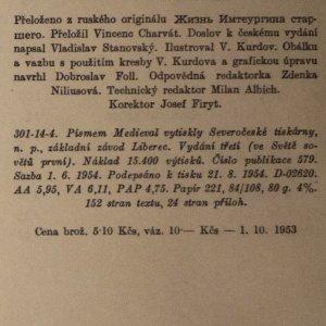 antikvární kniha Sobí lidé, 1954