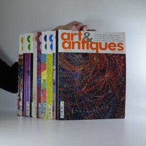 náhled knihy - Art & Antiques. Průvodce světem umění. Ročník 2004. Kompletní ročník (1-12)
