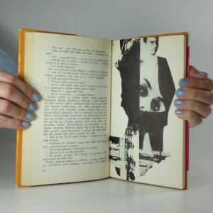 antikvární kniha Tancovala jedno leto, 1967
