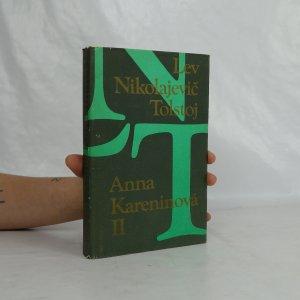 náhled knihy - Anna Kareninová II
