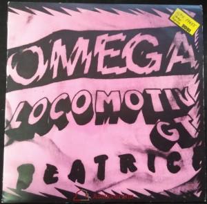 náhled knihy - Locomotiv GT: Omega