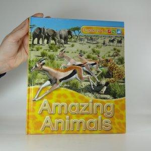 náhled knihy - Amazing animals