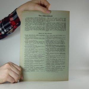 antikvární kniha Zpravodaj z pohraničí. Svazek 1., 1945