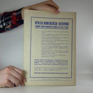 antikvární kniha Hospodářské zájmy. Časopis přátel vysoké školy obchodní. Ročník X. číslo 10, 1937