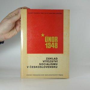 náhled knihy - Základ vítězství socialismu v Československu