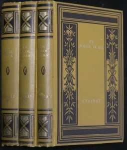 náhled knihy - Celibát I. - III. díl