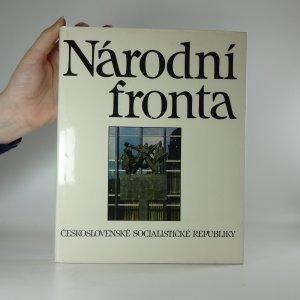 náhled knihy - Národní fronta Československé socialistické republiky